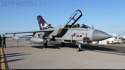 ZA412 - Panavia Tornado GR.4 - United Kingdom - Royal Air Force (RAF)