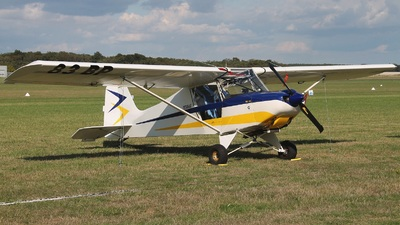 83BP - Humbert Aviation Tetras CS - Private