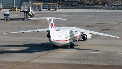A picture of P671 - Antonov An148 - Air Koryo - © Adrian Tong