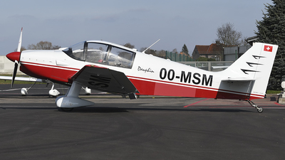 OO-MSM - Robin DR221 Dauphin - Private