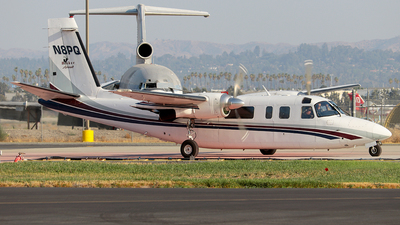 N8PQ - Aero Commander 690 - Private
