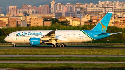 5H-TCG - Boeing 787-8 Dreamliner - Air Tanzania