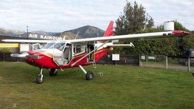 ZK-EHS - Gippsland GA-8 Airvan - Kaikoura Aeroclub