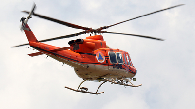 PK-URC - Bell 412EP - BNPB - Indonesian National Board for Disaster Management