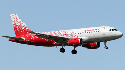 A picture of VQBOX - Airbus A319111 - Rossiya - © Andrei Kurach