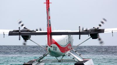A picture of 8QMAI - De Havilland Canada DHC6300 Twin Otter - Trans Maldivian Airways - © Dhruv Jain