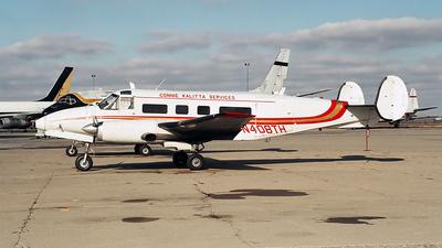 N408TH - Volpar Turboliner II - Kalitta Air