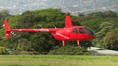 TI-BBM - Robinson R44 Raven II - Academia de Enseñanza Aeronáutica (AENSA)