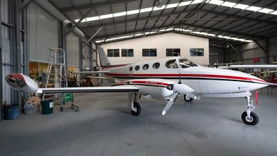 A picture of VHLKM - Cessna 340A - [340A0330] - © Ben Long