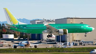 N1786B - Boeing 737-8 MAX - Boeing Company
