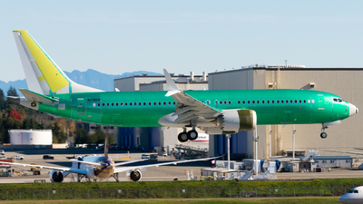 A picture of N1786B - Boeing 737 flight test - Boeing - © Nick Sheeder