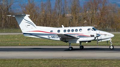 G-MEGN - Beechcraft B200 Super King Air - Dragonfly Aviation Services