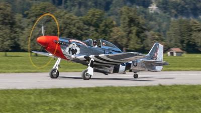 D-FPSI - North American P-51D Mustang - Private