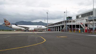 NFFN - Airport - Ramp