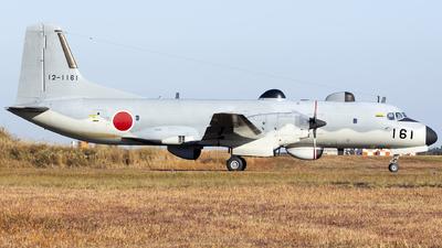 12-1161 - NAMC YS-11EB - Japan - Air Self Defence Force (JASDF)