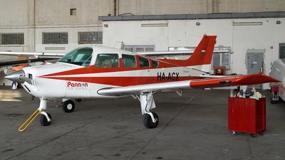 HA-ACX - Beechcraft B24R Sierra 200 - Pannon Air Service