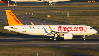 F-WWIK - Airbus A320-251N - Pegasus Airlines