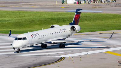 N340CA - Bombardier CRJ-701 - Delta Connection (GoJet Airlines)