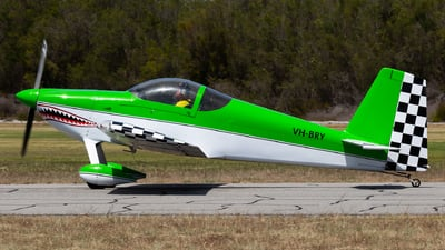 VH-BRY - Vans RV-7 - Private