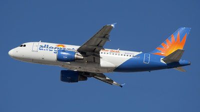 N303NV - Airbus A319-111 - Allegiant Air