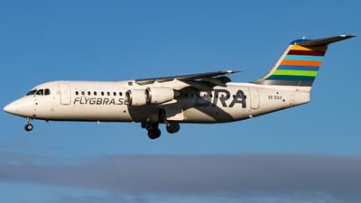 A picture of SEDSV - Avro RJ100 - [E3250] - © Bradley Bygrave