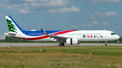 D-AVXK - Airbus A321-271NX - Middle East Airlines (MEA)