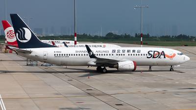 B-5542 - Boeing 737-85N - Shandong Airlines