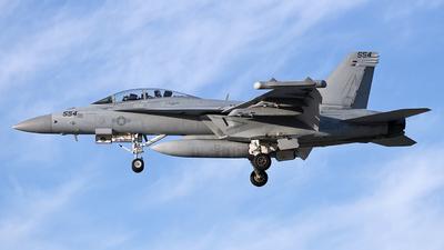 168388 - Boeing EA-18G Growler  - United States - US Navy (USN)