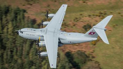 ZM409 - Airbus A400M Atlas C.1 - United Kingdom - Royal Air Force (RAF)
