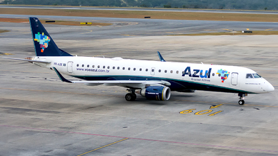 PR-AZE - Embraer 190-100IGW - Azul Linhas Aéreas Brasileiras