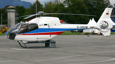 D-HSGW - Eurocopter EC 120B Colibri - Private