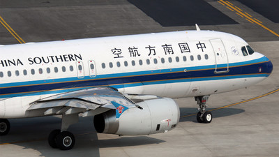 B-6827 - Airbus A320-214 - China Southern Airlines