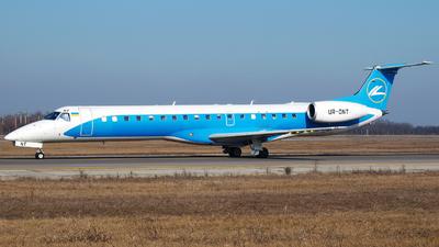 UR-DNT - Embraer ERJ-145LR - Wind Rose Aviation