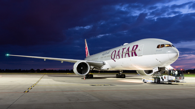 A7-BAZ - Boeing 777-3DZER - Qatar Airways