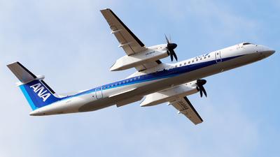 JA464A - Bombardier Dash 8-Q402 - ANA Wings