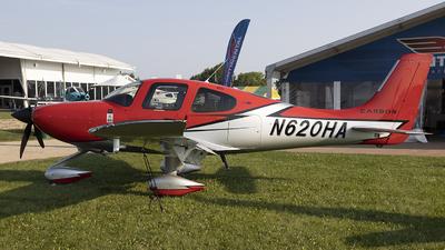 N620HA - Cirrus SR22T-GTS G6 Carbon - Cirrus Design Corporation