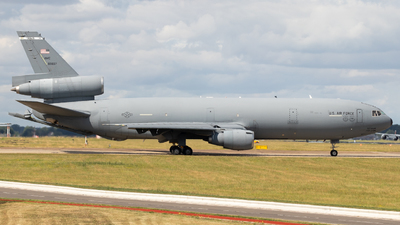 86-0037 - McDonnell Douglas KC-10A Extender - United States - US Air Force (USAF)