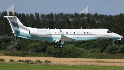 N742SP - Embraer ERJ-135BJ Legacy 650 - Private