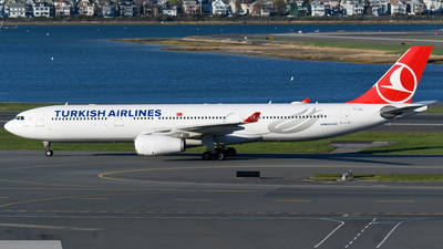 A picture of TCJNO - Airbus A330343 - Turkish Airlines - © United44life