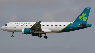 A picture of EIDEE - Airbus A320214 - Aer Lingus - © Jorge Medina Mediavilla