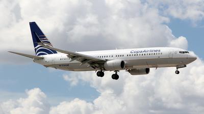 HP-1726CMP - Boeing 737-86N - Copa Airlines