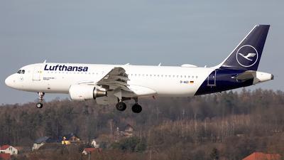 A picture of DAIZI - Airbus A320214 - Lufthansa - © Łukasz Stawiarz