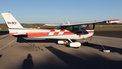 VH-RCF - Cessna A152 Aerobat - Aero Club - Western Australia