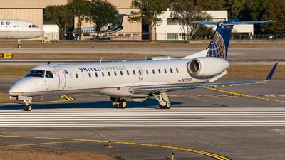 A picture of N11199 - Embraer ERJ145XR - United Airlines - © Positive Rate Photography