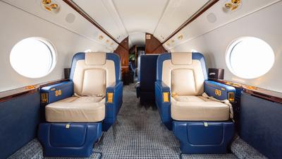 N125GG - Gulfstream G450 - Private