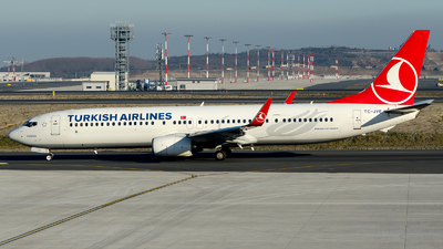 A picture of TCJYE - Boeing 7379F2(ER) - Turkish Airlines - © Alp AKBOSTANCI