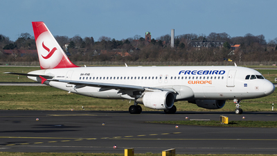 A picture of 9HFHB - Airbus A320214 - Freebird Airlines - © Oliver Sänger