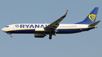 9H-QBK - Boeing 737-8AS - Ryanair (Malta Air)