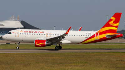 B-301C - Airbus A320-214 - Air Guilin