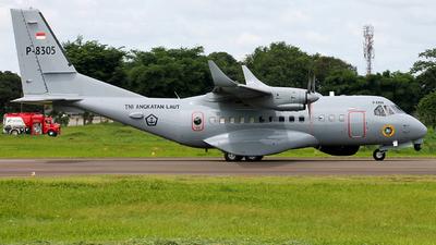 P-8305 - IPTN CN235-220MPA - Indonesia - Navy